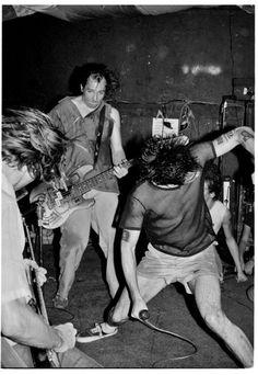 Black Flag, 1983.