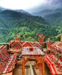 Taste of North, Iran