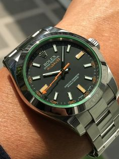 Sell your #Rolex #Milgauss #timepiece online today for more cash than anywhere else online or offline.