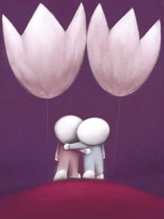 Together we can Dream - Edition on Paper by Doug Hyde Art Pictures, Art Pics, Together We Can, Whimsical Art, Cute Cards, Hyde, Illustration Art, Illustrations, Art Photography
