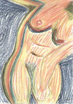 Colored nude 2