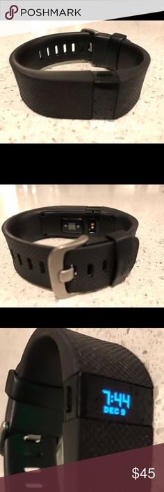 Fitbit Charge HR Charge HR syncs automatically and wirelessly to tablets, computers and 150+ leading iOS, Android and Windows smartphones using Bluetooth 4.0 wireless technology. Water Resistance: Charge HR is sweat, rain and splash proof. FitBit Accessories Watches