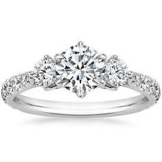 The Gramercy Diamond Ring #BrilliantEarth