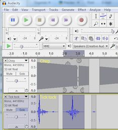 Audacity is an open source audio editor available for Windows, Mac, and UNIX/Linux. It is a great application for podcasting and basic audio capture. Multimedia, Digital Audio Workstation, Music Software, Application Web, Starting A Podcast, Creative Suite, Windows Software, Learning Courses, Apps