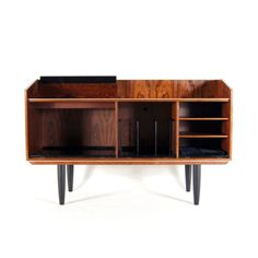 Retro-Vintage-Danish-Rosewood-Bang-Olufsen-Hi-Fi-Unit-Stereo-Cabinet-60s-70s