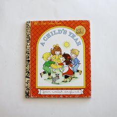 A Little Golden Book: A Child's Year by Joan Walsh Anglund by MyForgottenTreasures on Etsy