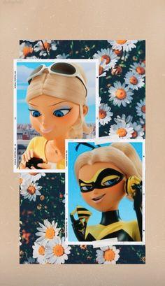 Chloe Lock, Chloe Bourgeois, Gifs, Miraculous Wallpaper, Maid Sama, Miraculous Ladybug Anime, Bugaboo, Queen Bees, Lady Bug