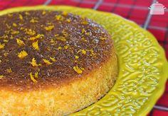 PANELATERAPIA - Blog de Culinária, Gastronomia e Receitas: Bolo de Laranja com Calda