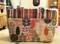 Free, retro purse pattern