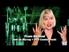 EXCLUSIVE CLIP: Barbara Crampton on Making From Beyond! Barbara Crampton discusses making From Beyond and why too much makeup makes you serious in this clip from the bonus features of From Beyond, now available on Blu-ray/DVD from Shout! Factory.