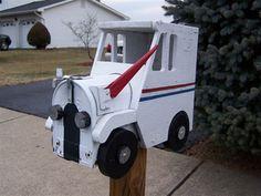 mailman mailbox