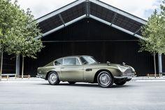 1967 Aston Martin DB6 - VANTAGE   Classic Driver Market