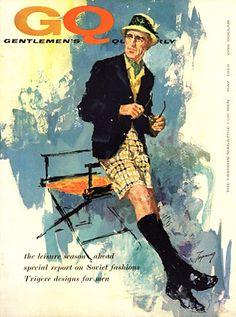 Gentlemen's Quarterly, May 1959