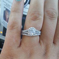 Wedding ring set!