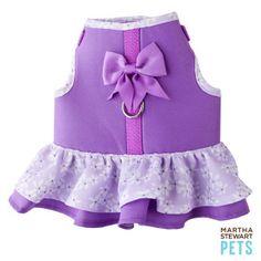 Martha Stewart Pets® Ruffle Harness | Harnesses | PetSmart