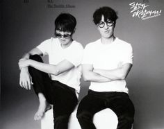 Shinhwa : Jun Jin, Kim Dong-wan