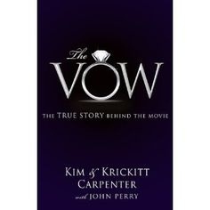 The Vow - LOVED this movie, but I'm now anxious to read the book since finding out that the couple's story is based on a much more spiritual basis than the movie showed. :)