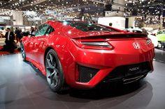 2016 Honda NSX (Geneva International Motor Show 2015) #Honda #Honda_NSX #Geneva_2015