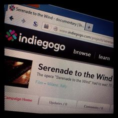 """Serenade to the Wind"" is more than a #film, it's a way to keep alive the memory and to encourage the recovery of artists who were affected by prejudice and discrimination. Check out our #Indiegogo page to know more about it: http://www.indiegogo.com/projects/serenade-to-the-wind-documentary"