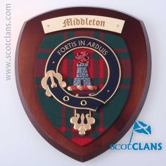 Middleton Clan Crest