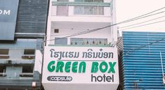 Green Box Hotel Ban Nongdouang Situated right in the city centre of Vientiane, Green Box Hotel offers both air-conditioned private and dormitory-style rooms. Guests enjoy free WiFi throughout their whole stay.