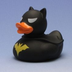 Batman rubber ducky!!!