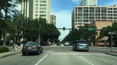 I miss driving these roads I just wanna go home.- St Petersburg Florida USA
