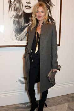 Le look de Kate Moss