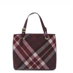 DEXTER – Tartan Tote - Bags from Ness Clothing