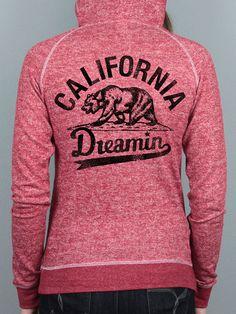 California Dreamin Hoodie
