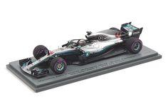 MERCEDES AMG Winner GP Abu Dhabi 2018 F1 W09 EQ Power Hamilton SPARK 1:43 S6068