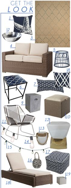 Take it outside – Target patio makeover | Emily Henderson