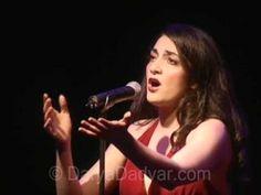 Salam Iran Darya Dadvar دختر شیرازی رشید خان لب شیرین لب لب
