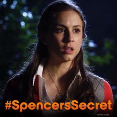 #SpencersSecret I honestly loved how they portrayed Spencer's drug problem. Very honest and relatable to normal teenagers who would not be considered as your average addict.