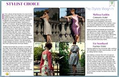 Eweline B, a UK sportswear company was featured in Linger Magazine with stylists weighing in on their picks.