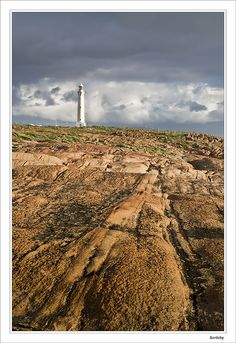 Lighthouse at Cape Leeuwin, Augusta - at the south-most tip of Western Australia. If city living gets too tough, this is where I will hide . Visit Australia, Western Australia, Madding Crowd, City Living, Perth, Cool Places To Visit, South Africa, Places Ive Been, The Good Place