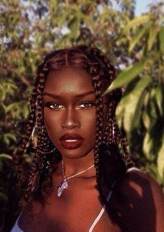 Black Is Beautiful, Beautiful Dark Skinned Women, Beautiful Eyes, Pretty Black Girls, Pretty Dark Skin Girls, Beautiful Women, Beautiful People, Beautiful Pictures, Beautiful Drawings