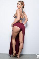 SARA JEAN UNDERWOOD - Star Wars Play Boy Photoshoot
