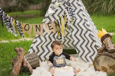 Where the Wild Things Are cake smash photo session!!!