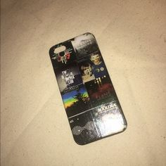 Alternative band iPhone 5 case Features marina and the diamonds, arctic monkeys, death cab for cutie, passenger, daughter, two door cinema club, vampire weekend and bad suns album covers. Hard plastic iPhone 5 case Accessories Phone Cases