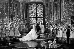 Christine and Kenny's Eclectically Gorgeous Anachronistic Vintage Wedding
