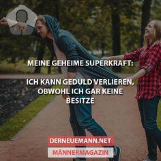 Geheime Superkraft #derneuemann #humor #lustig #spaß
