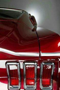Ford Mustang Cobra Jet GT