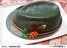 Dort Myslivecký klobouk recept - TopRecepty.cz Cheesecake, Cheese Cakes, Cheesecakes, Cherry Cheesecake Shooters