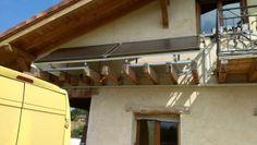 Paneles solares térmicos en Oleta (Alava)