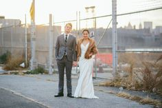 NYC Real Wedding on WellWed.com | Photography: Minnow Park