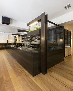 Captain Melville (Australia), Australia & Pacific restaurant