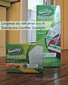 #Win a @Connie Hamon Brzowski Slater Enerson Sweeper Starter kit via www.naturalmentemama.com (06/07) #MuyLatinas #spon