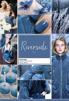 Home-Styling   Ana Antunes: Pantone Trends 2016 - Riverside and Airy Blue