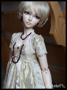 [Ldoll 4] new style of regency dress for sd girl